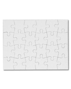 Puzzle A6 24 dílků