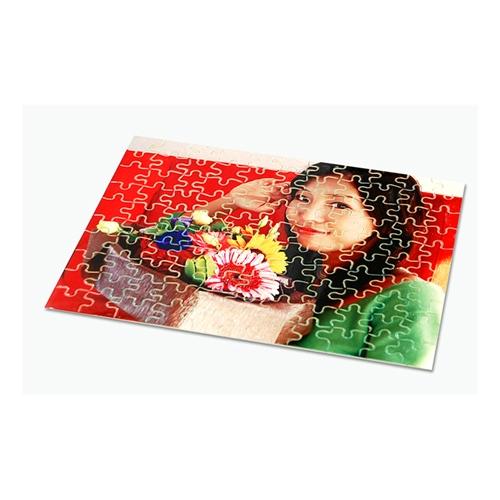 Puzzle A4 20x30 cm 120 dílků lakovaná lepenka