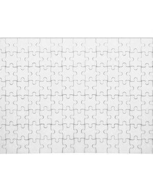 Puzzle A4 magnetické 20×30 cm 126 dílků