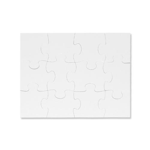Puzzle A4 dětské 12 dílků